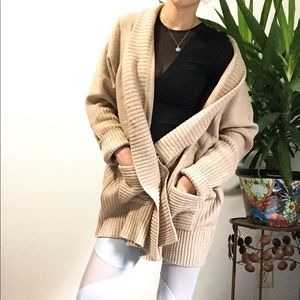 NWOT H by Halston sweater cardigan